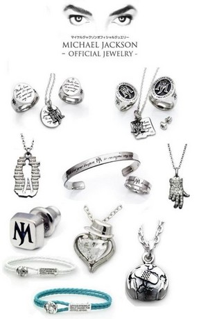 The Michael Jackson Jewelry Collection