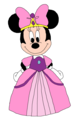 Princess Minnie - Minnie-rella - mickey-mouse-clubhouse fan art