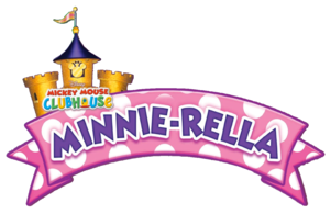 Minnie-rella logo