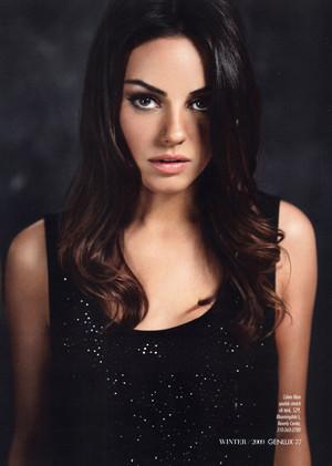Beautiful Mila
