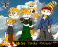 miles later on - miles-tails-prower photo