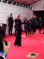 Miley on red carpet at Bambi Awards - miley-cyrus photo