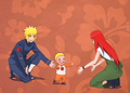 *Minato Family* - minato-namikaze photo