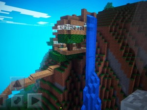 minecraft pohon House