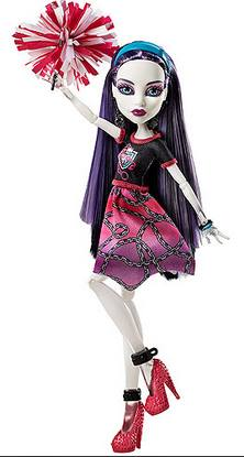 Spectra New Doll