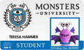 Teresa Hammer - monsters-university photo