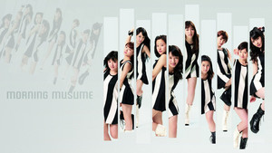 Morning Musume wallpaper