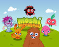 Moshi Monster Background