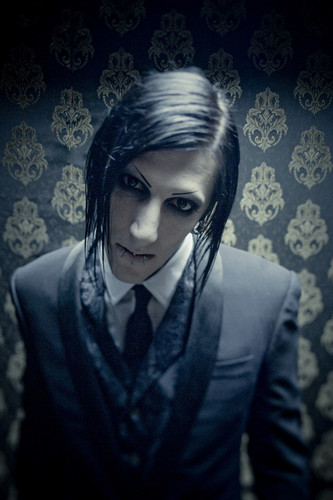 Motionless in White images Chris Motionless HD wallpaper ...