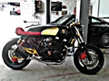 CUSTOM PORSCHE CAFE RACER By AMBIZAS DESIGN - motorcycles photo