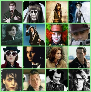 Bieleve me, they are all Johnny Depp