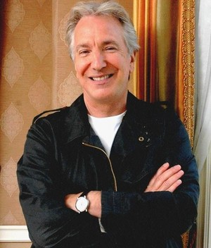 Alan Rickman iconic charc. DEAL WITH IT