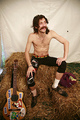 Eugene Hutz (Gogol Bordello) - music photo