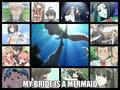 My Bride Is A Mermaid - anime fan art