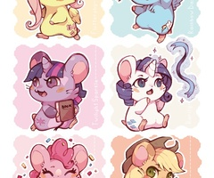 MLP Mouses