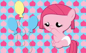 Think Pinkie Pie Baby