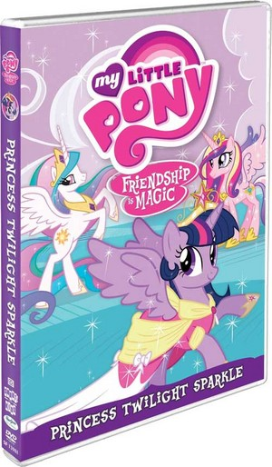My Little poni, pony DVD