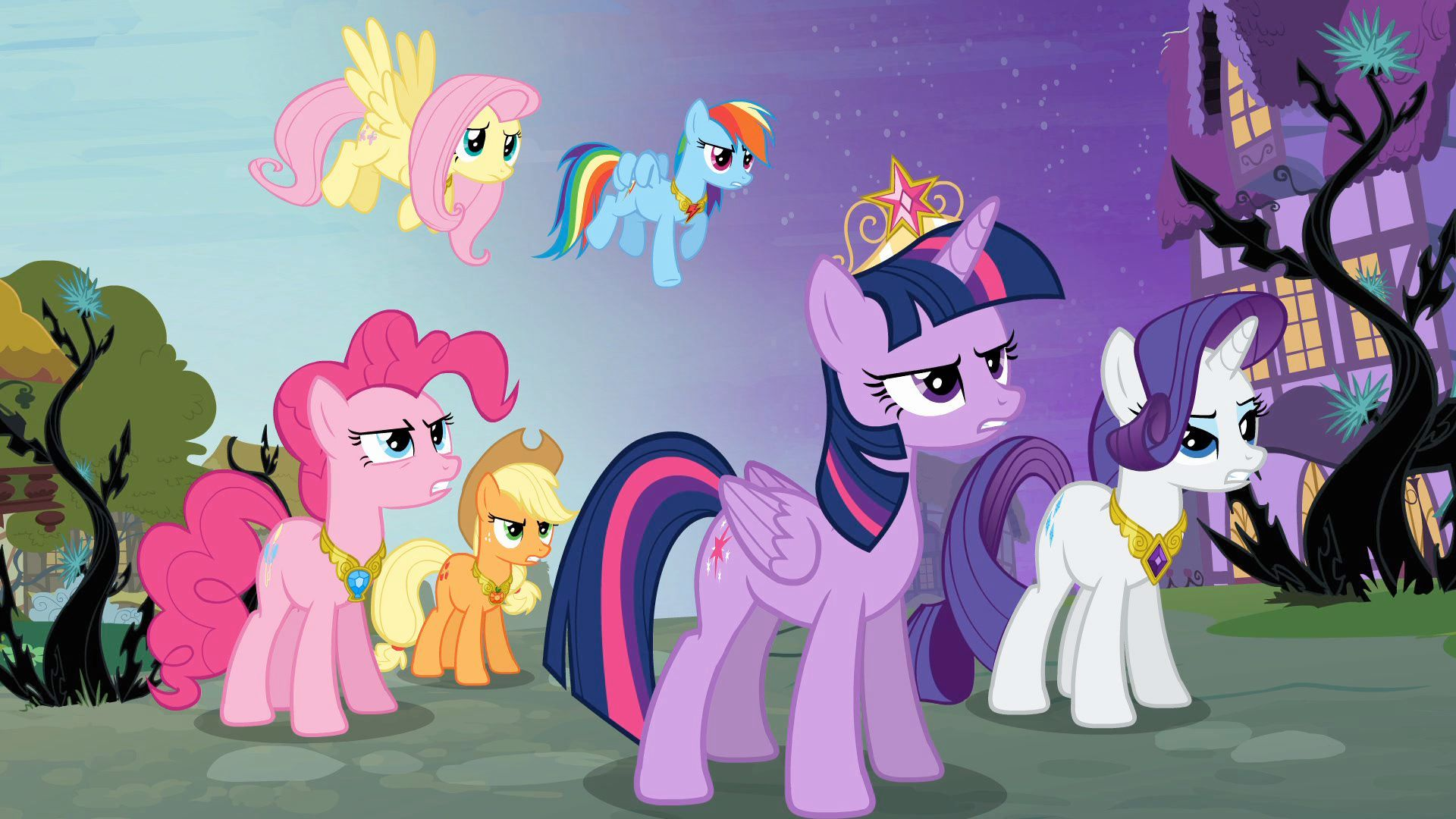 My little pony friendship is magic my little pony season 4