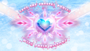 The Crystal herz