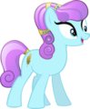 Crystal poni, pony