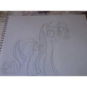 Rarity Sketch