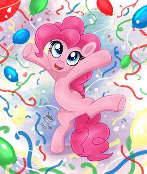 Pinkie Pie Confetti