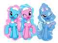 Trixie, Aloe, and Lotus - my-little-pony-friendship-is-magic photo