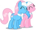 Aloe and Lotus Smiling - my-little-pony-friendship-is-magic photo