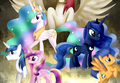 The Royals - my-little-pony-friendship-is-magic photo