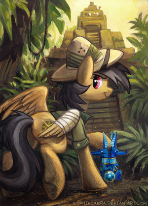 Daring Do Adventures