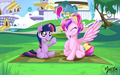 Princess Cadence and Twilight Sparkle - my-little-pony-friendship-is-magic photo