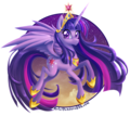 Princess Twilight Sparkle - my-little-pony-friendship-is-magic photo