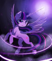 Twilight                                          - my-little-pony-friendship-is-magic fan art