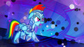 Rainbow Dash in Armor Wallpaper - my-little-pony-friendship-is-magic photo