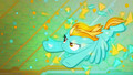 Lightning Dust Flying Wallpaper - my-little-pony-friendship-is-magic photo