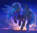 Princess Luna - my-little-pony-friendship-is-magic fan art