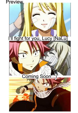 ♥Naluღೋ(Natsu x Lucy)