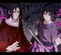 Sasuke and Itachi - naruto-shippuuden-sasuke-lovers photo