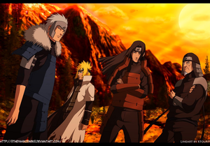 Hokages return