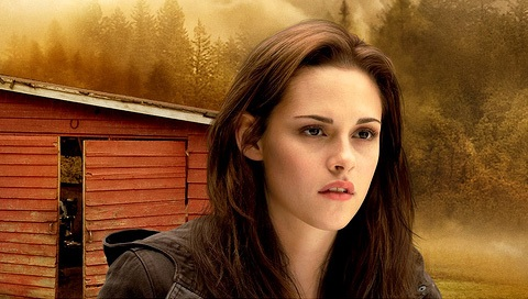 New Moon Movie wallpaper probably with a portrait titled Bella Swan beautiful
