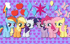 My little ٹٹو friendship is magic filly