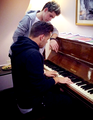Niall and Liam - niall-horan photo