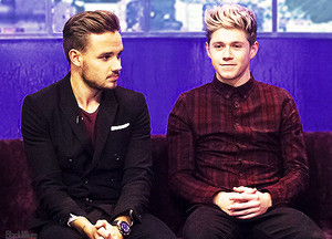 Niall and Liam