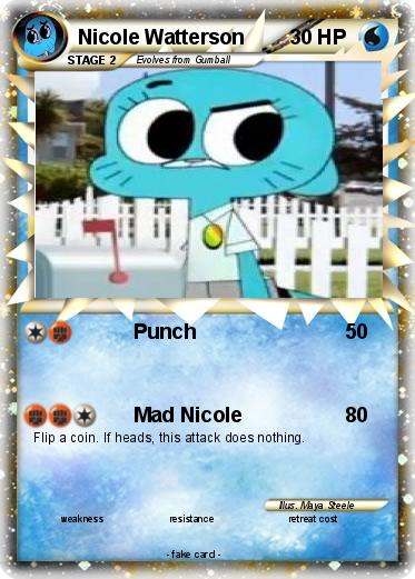 Pokemon Card water type