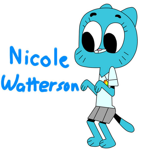 Nichole Watterson 바탕화면 probably with 아니메 titled Nicole Watterson