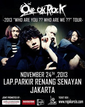 """""""Who Are You?? Who Are We??"""" Tour in Indonesia"""