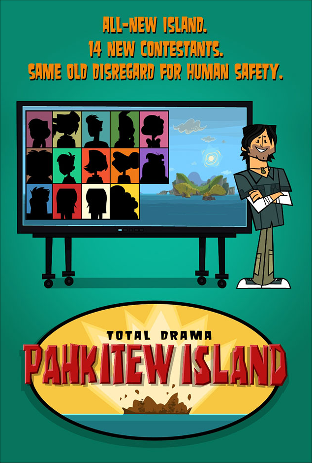 Total Drama All Seasons Season 6 Total Drama