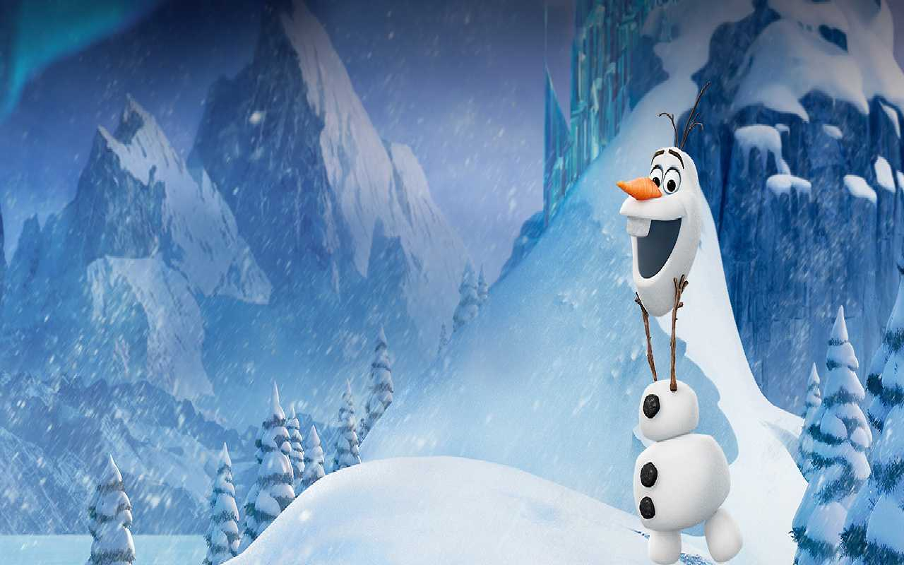 Olaf and Sven images Olaf Wallpaper HD wallpaper and ...