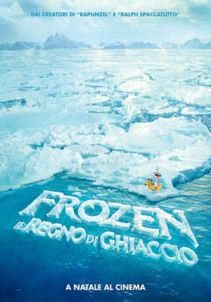 Frozen International Posters - Olaf