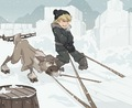 Little Sven and Kristoff